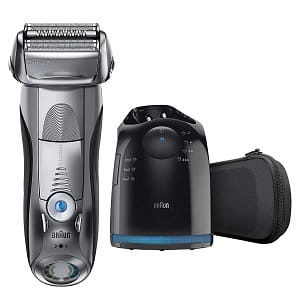 Braun Electric Razor for Men, Series 7 790cc Electric Wet & Dry Foil Shaver
