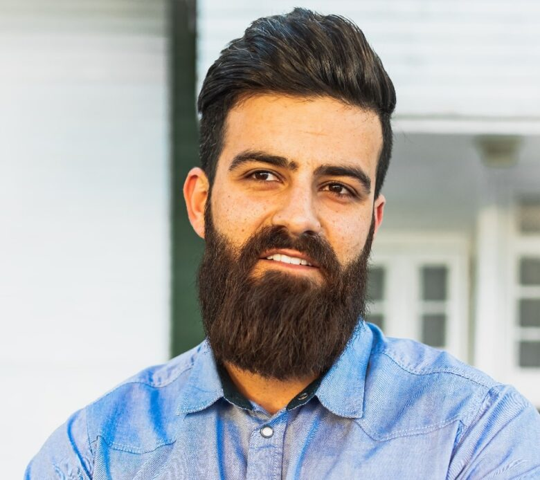 beard importance for interview