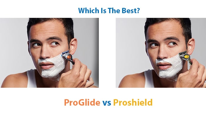 Gillette ProGlide vs Proshield